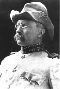 Le colonel Roosevelt
