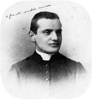 Angelo Roncalli, le jour de son ordination