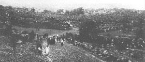 Cova da Iria, le 13 octobre 1917