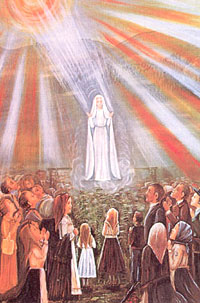 Apparition du 13 octobre à Fatima