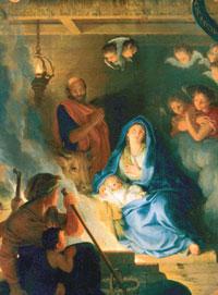 La Nativité de Lebrun